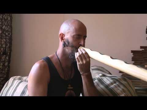 "Adam ""CrookedStixz"" Henwood Didgeridoo Solo"