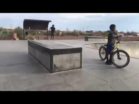 TUBA City, AZ Skatepark (4k)