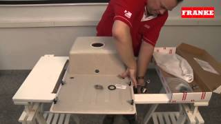 fragranite instructions how to install a fragranite inset sink
