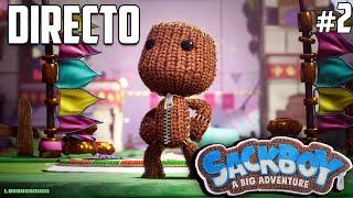 Vídeo Sackboy: Una aventura a lo grande
