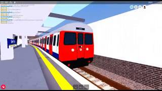ROBLOX - MTG - Lonchester Subway Tudor Line ride - Boydon East to Horsley Junction - 2/9/2019