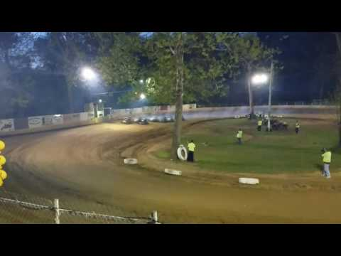 Shellhammers Speedway Heat 4 - 5/10/17