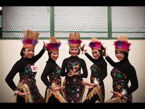 Tim 2 Lomba Poco - Poco Polwan Polrestabes Semarang
