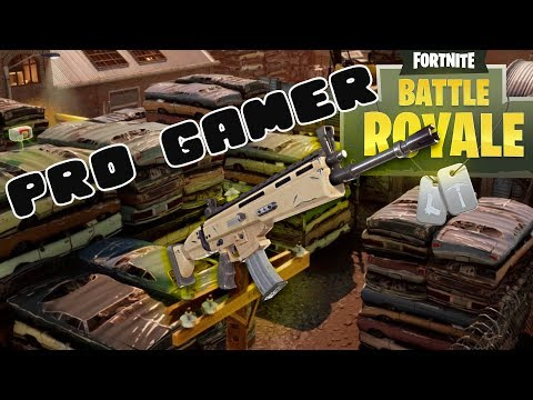 Fortnite | PRO GAMER. How does he DO IT!?