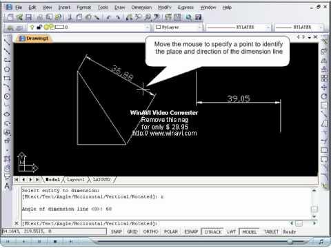 Zwcad architecture 2014 sp2 tutorial: part 03 windows+doors+roof.