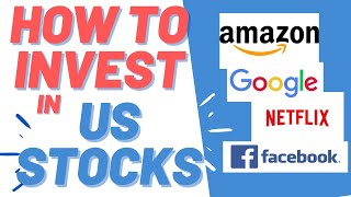 How to Invest Bขy & Sell US stocks from Philippines (with small capital)