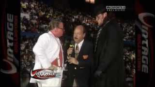 the undertakers first wwf wwe appearance