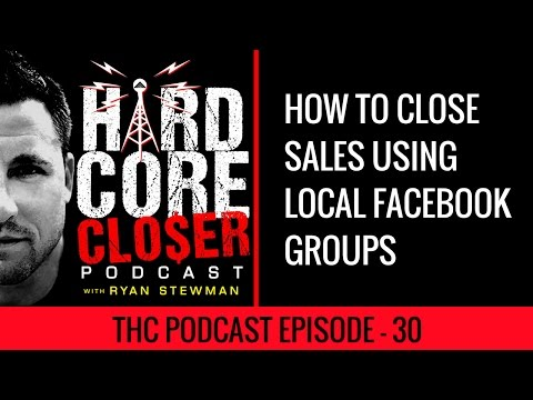 How To Use Local Facebook Groups To Make More Sales