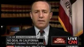 Senate President pro Tem Darrell Steinberg on CNN