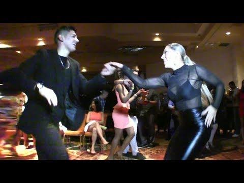 Karen Forcano & Ricardo Vega Social Dancing @ LVS-SC 2017!