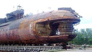 12 Самых Загадочных Случаев с Кораблями и Подводными Лодками
