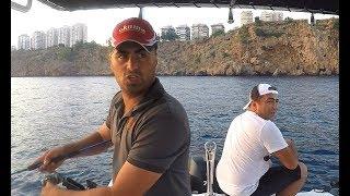 Teknede Kaos Yaratan Rüya Gibi Bir Av / Chaos On The Boat