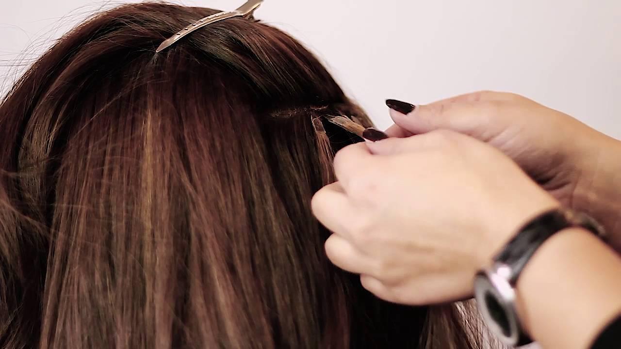 flip in hårförlängning