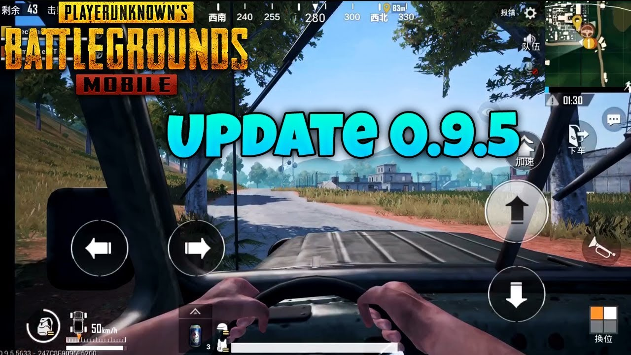 Update 0.9.5 IOS / Android Gameplay ( Ultra