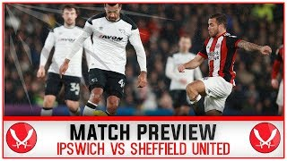 WHICH YOUNGSTERS START?   IPSWICH TOWN VS SHEFFIELD UNITED   FA CUP PREVIEW