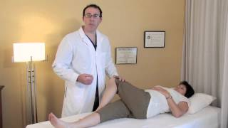 How to Relieve Pain From a Sciatic Nerve
