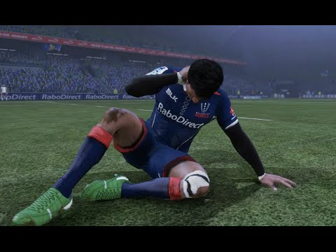 Rugby Challenge 3: Season Ending Injury! Club May Drop Me? NZ Scout finds me!! (RD 13)