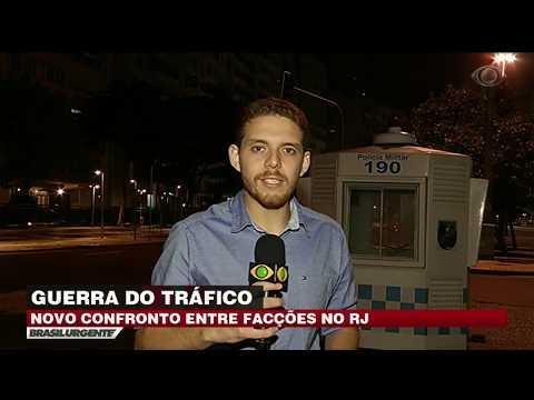 Facções Rivais Entram Em Confronto No Rio De Janeiro