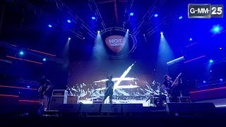 BODYSLAM ระเบิดความมันส์บนเวที Hotwave Music Awards 2017 รอบ FINAL