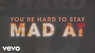 Tim McGraw - Hard To Stay Mad At (Lyric Video) YouTube Videos