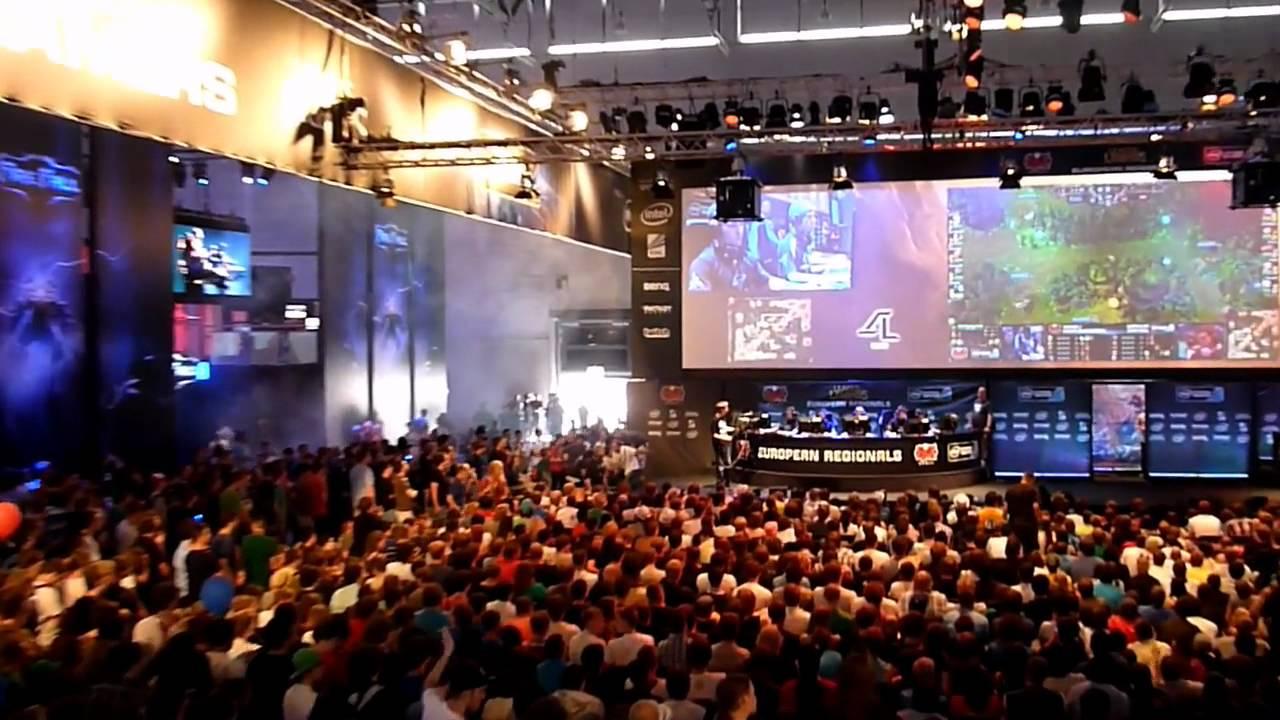 League Of Legends Gamescom