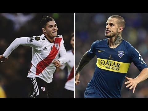 RIVER PLATE VS BOCA JUNIORS | 2018 | TOP 10 GOLES