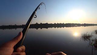 Микроджиг Рыбалка летом на донки с берега 2021 Длинный или короткий поводок