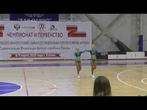 Сысуева Мария, Тумасова Виктория (финал). 08.03.2020