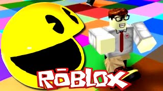Roblox / Survive a Giant Pacman / PACMAN WHERE ARE YOU?!? / Corl Plays