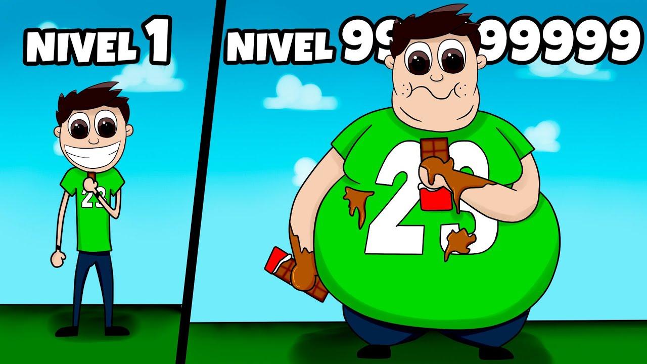 Download COMEMOS 999,999,999 KILOS de CHOCOLATE en ROBLOX !!