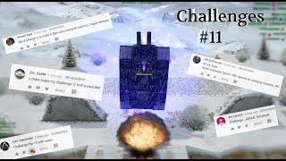 Tanki Online - Do a Flip With Juggernaut?! Challenges #11