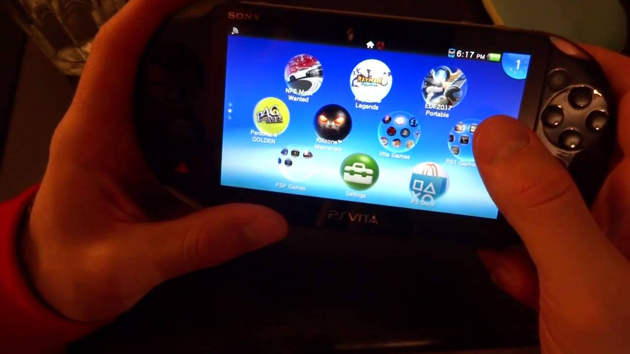 Sony PS Vita PCH-2000 Slim Unboxing and Hands on (Impressions after a few  hours) (Part 4 of 4)