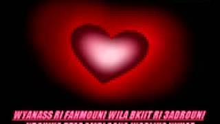 rai live 2012 - اغنية حب جميلة جدا - jtm sona -