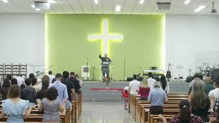 LIVE CULTO IPPAZ - 25/10/2020 - PASTOR MARCOS MELUCIO