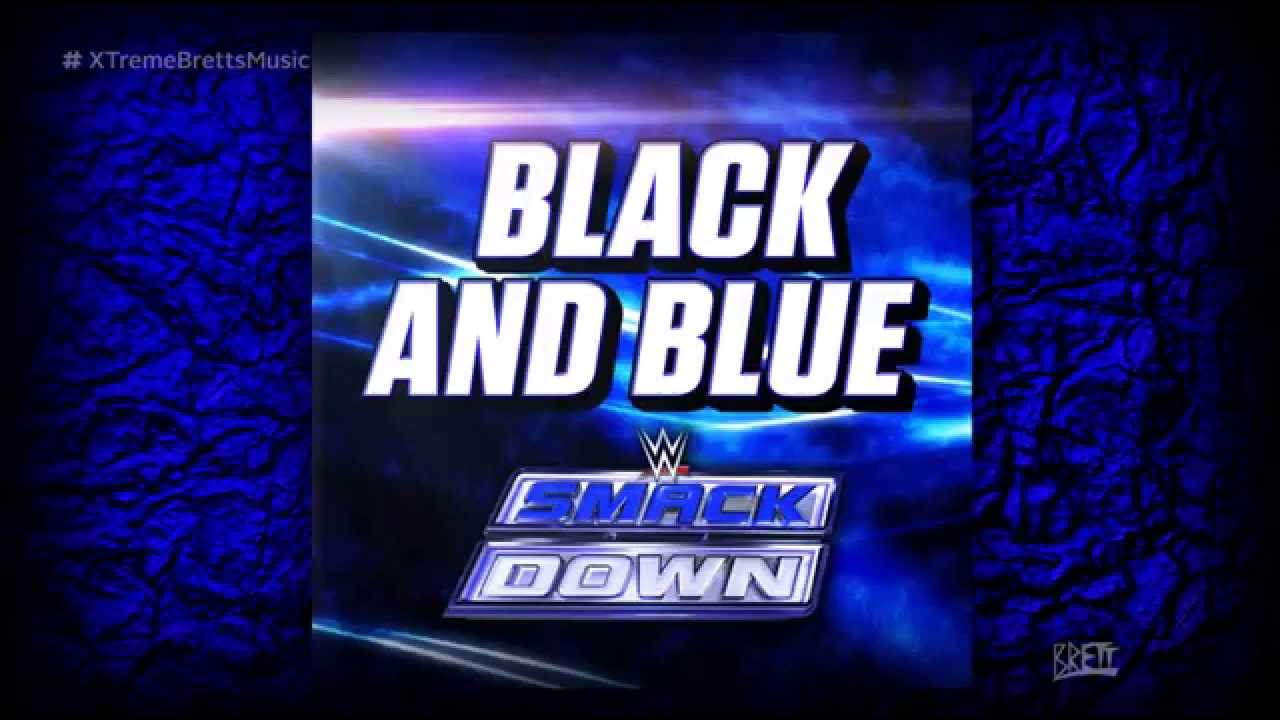 "Wwe Songs Wwe: ""black And Blue"" [itunes Release] By Cfo$ Smackdown"