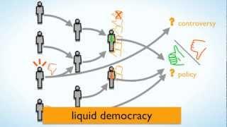 Liquid Democracy In Simple Terms