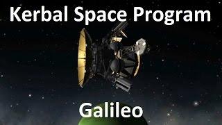 KSP - Galileo - Pure Stock Replicas