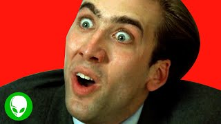 VAMPIRE'S KISS - A Hilariously Insane Nicolas Cage Movie