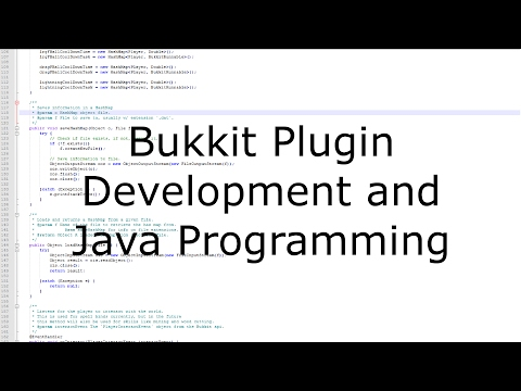 Creating A Spigot / Bukkit Server Plugin Pt. 1 | Your First Command!