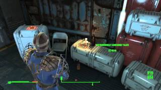 Fallout 4 Astoundingly Awesome Tales in Vault 114