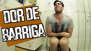 Dor de Barriga - DESCONFINADOS