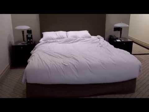 Hotel Canberra, Park Hyatt, Australia - Review of Deluxe Corner Room 410