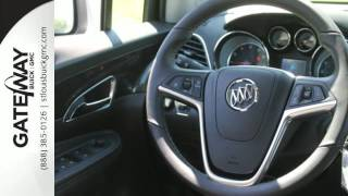 New 2016 Buick Encore St Louis MO St Charles, MO #160783