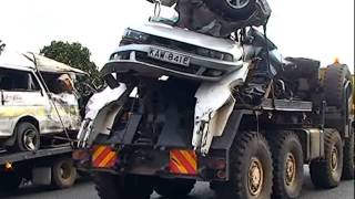 7 People Dead After A Road Accident, Kericho