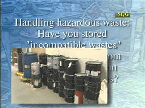 Compliance Assistance & Pollution Prevention for Small Hazardous Waste Generators