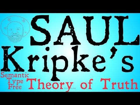 Saul Kripke's Theory of Truth (Semantic Type-Free)