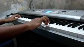vinnaithandi varuvaaya BGM piano