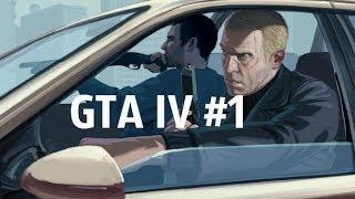 GTA IV (Типа Фильм #1 (Брат За Брата))