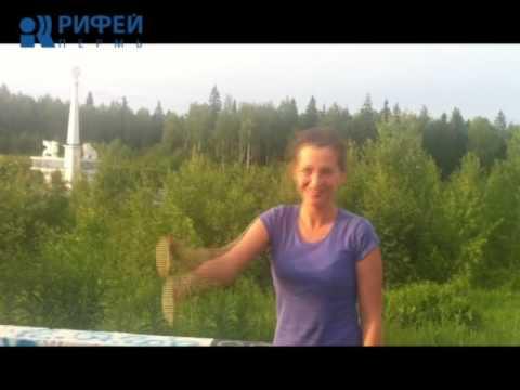 Привет Пермь! Граница между Европой и Азией