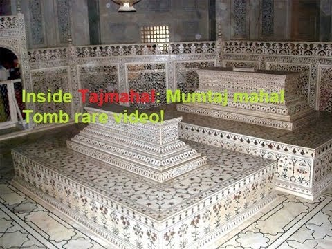 Inside Tajmahal: Mumtaj mahal Tomb rare video